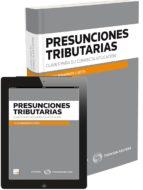 presunciones tributarias-julian benavente cuesta-9788498986860