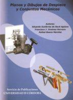 planos y dibujos de despiece y conjuntos mecanicos (c.d) eduardo gutierrez de rave aguera 9788499270760