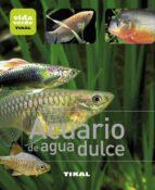 acuario de agua dulce 9788499281360