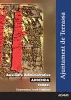 AUXILIARS ADMINISTRATIUS AJUNTAMENT DE TERRASSA
