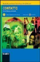 contatto / contatto 2a: audio cd (1) (level b1) 9788820178260
