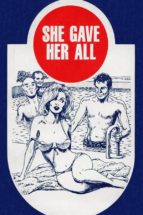 she gave her all - erotic novel (ebook)-9788827538760