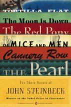 the short novels of john steinbeck john steinbeck 9780143105770