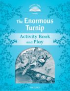 classic tales: level 1: the enormous turnip activity book (2nd ed .)-9780194238670