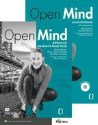 open mind advanced student s book and workbook with key pack 9780230487970