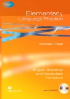 elementary language practice: without key michael vince 9780230726970