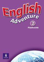 El libro de English adventure level 2 flashcards autor VV.AA. DOC!