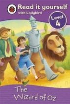wizard of oz (read it yourself level 4) 9781409303770