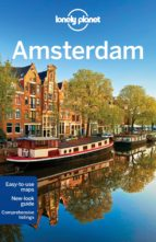 amsterdam (ingles) (10th ed.) (lonely planet) karla zimmerman 9781743218570