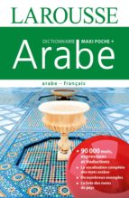 dictionnaire maxipoche + arabe : arabe français 9782035927170