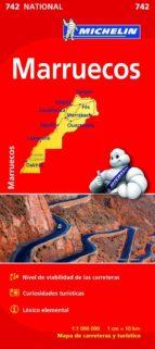mapa marruecos  2015 ref. 11742 9782067202870
