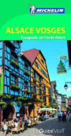 le guide vert alsace voges 9782067207370
