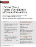 NRP LYCÉE - SÉQUENCE BAC PRO 1RE - LAFFAIRE CALAS - MARS 2011 (FORMAT PDF)