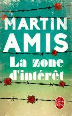la zone d interet prix du meilleur livre etranger martin amis 9782253069270