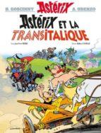 astérix volume 37, astérix et la transitalique-rene goscinny-9782864973270