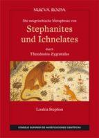 die neugriechische metaphrase von stephanites und ichnelates (ebook)-loukia stephou-9788400094270