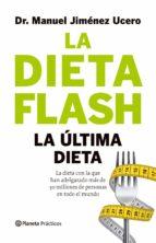 la dieta flash manuel jimenez 9788408105770