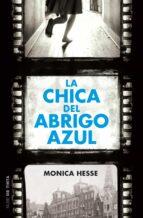 la chica del abrigo azul-monica hesse-9788415594970