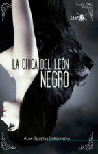 la chica del leon negro-alba quintas garciandia-9788416429370