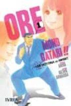 ore mono gatari!!: mi historia de amor nº 1 kazune kawahara 9788416604470