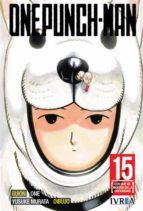 one punch-man nº 15-yusuke murata-9788417356170