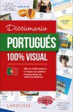 diccionario de portugués 100% visual 9788417720070