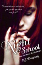 tras los muros de cimmeria (night school 1) (ebook)-c.j. daughtery-9788420412870