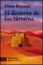 el desierto de los tartaros dino buzzati 9788420634470