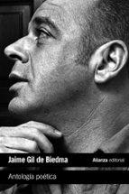 antología poética jaime gil de biedma 9788420697970