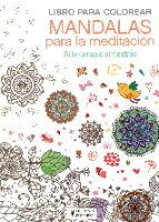 libro para colorear mandalas para la meditacion: arte-terapia antiestres-p arcturus-9788425521270