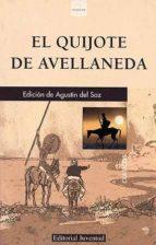 el ingenioso hidalgo don quijote de la mancha-alonso fernandez de avellaneda-9788426116970