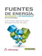fuentes de energia: renovables y no renovables 9788426721570