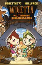 wigetta y el tesoro de chocatuspalmas-9788427044470