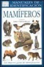mamiferos (manuales de identificacion)-juliet clutton-brock-9788428212670