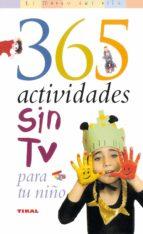 365 actividades sin tv para tu niño-steve bennett-ruth bennett-9788430545070