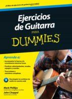 ejercicios de guitarra para dummies (ebook)-mark phillips-john chappel-9788432902970