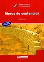 muros de contencion jose m. barros garcia 9788432912870
