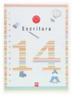 cuaderno de escritura 14 (5º educacion primaria)-9788434835870