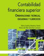 contabilidad financiera superior maria avelina besteiro varela 9788436833270