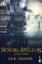 el señor de los anillos ii: las dos torres bolsillo-j.r.r. tolkien-9788445000670
