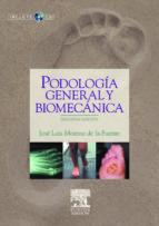podologia general y biomecanica + cd (2ª ed.) j.l. moreno de la fuente 9788445820070