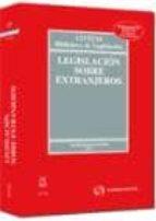legislacion sobre extranjeros. 15ª ed. (2010)-9788447034970