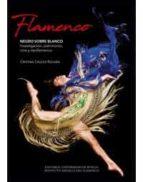flamenco negro sobre blanco cristina cruces roldán 9788447219070