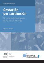 gestación por sustitucion-eleonora lamm-9788447537570