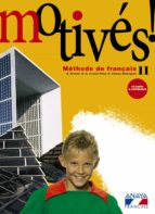 motives! ii (incluye cd) educación secundaria obligatoria - primer ciclo - 2º-9788466787970