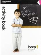 beep 1 activity book pack  1º primaria 9788466814270