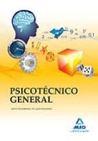 psicotecnico general.-9788467635270