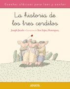 la historia de los tres cerditos joseph jacobs 9788467871470