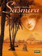 sasmira 2: la nota discordante laurent vicomte claude pelet 9788467911770