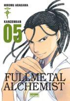 fullmetal alchemist kanzenban 5 hiromu arakawa 9788467913170